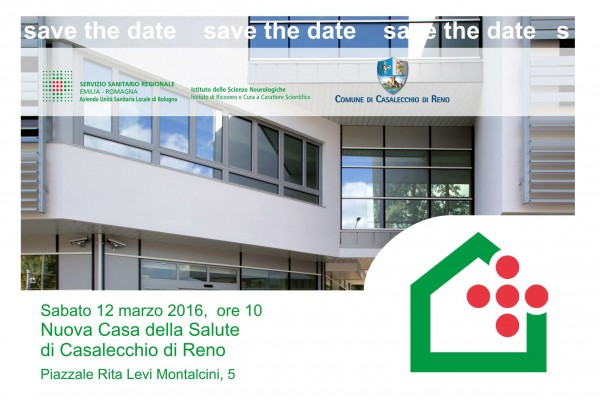 Casa della Salute - SAVE THE DATE
