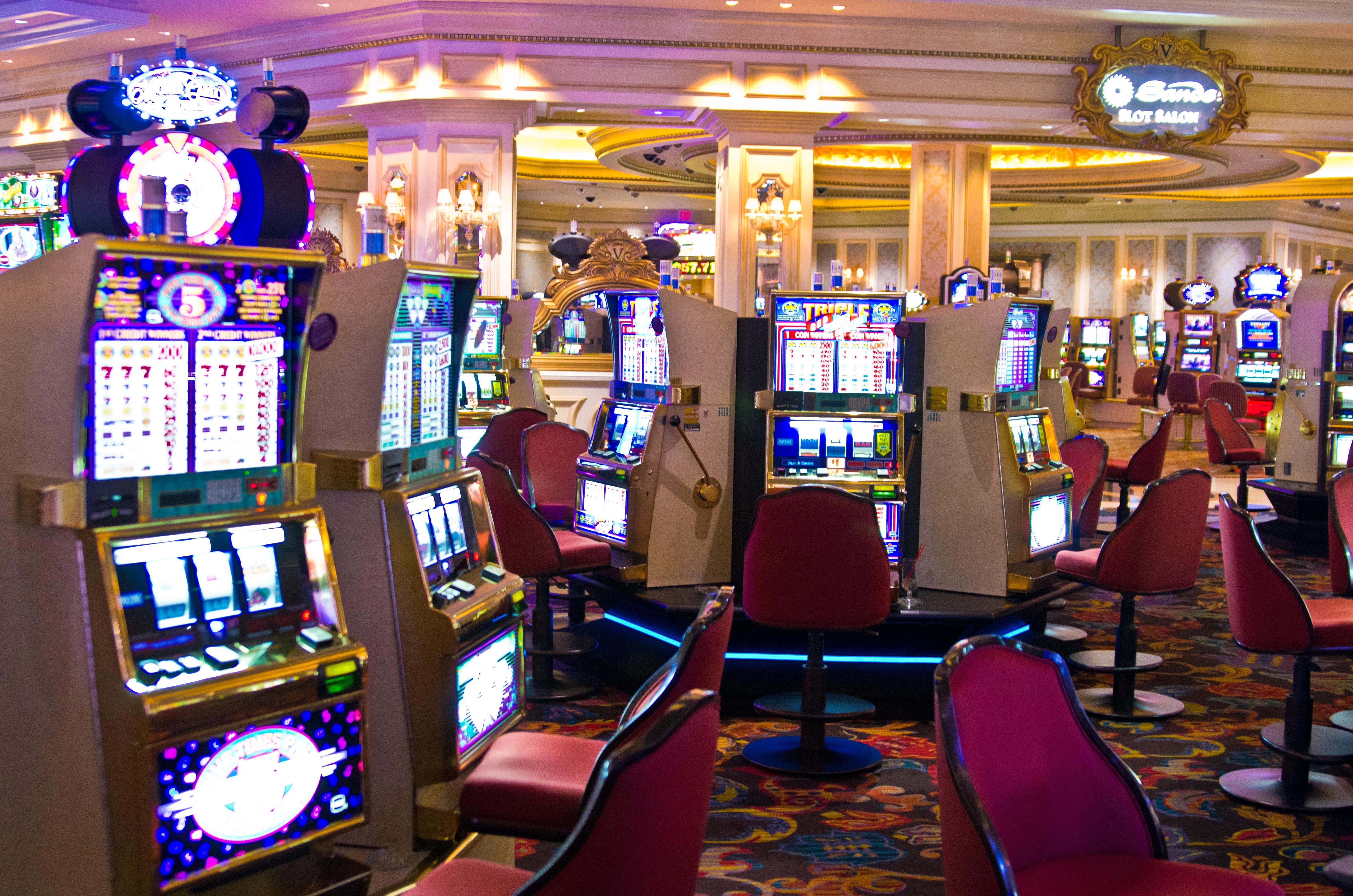 Create online slot machine