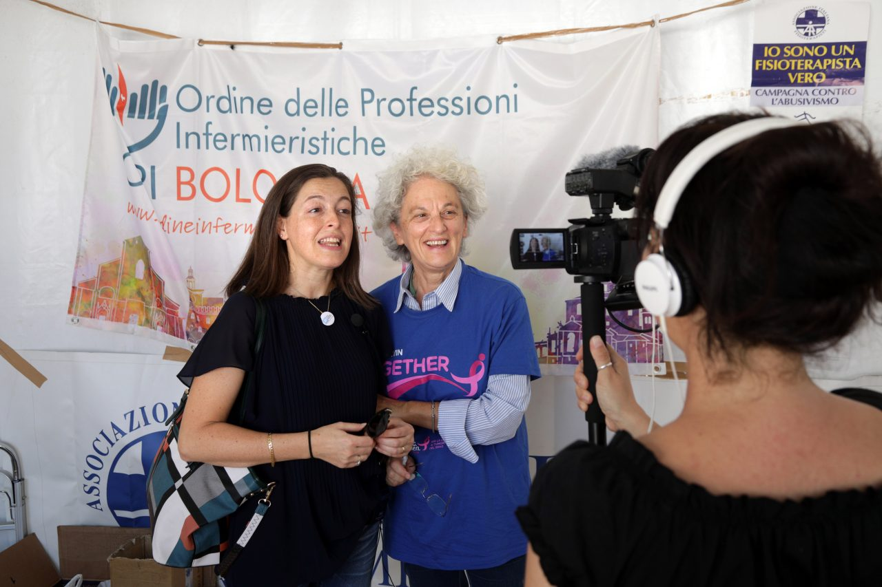 Bologna, 23/09/2018. RACE FOR THE CURE 2018. Fotografie di Paolo Righi