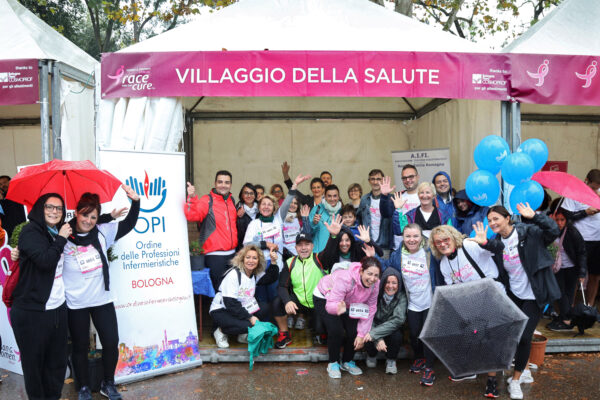 Giardini Margherita, Bologna, 22/09/2019.  RACE FOR THE CURE 2019